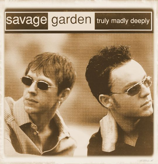 Dim Bulbs In The City Of Lights Savage Garden Truly Madly